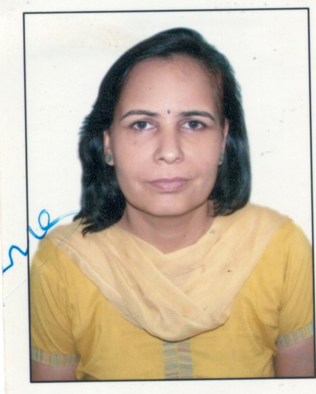Meena Mehla (JT. Secretary)