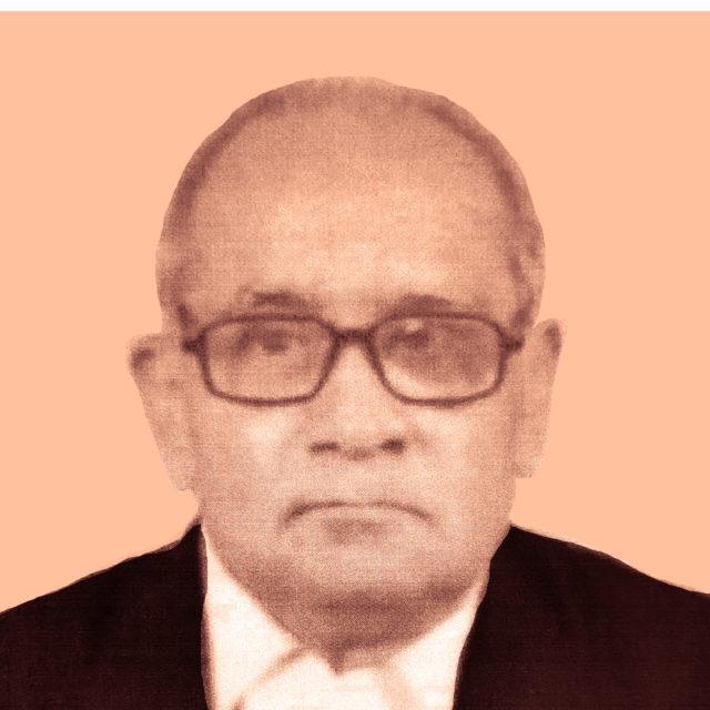 Bimbadhar Mishra, Ex. Civil Judge