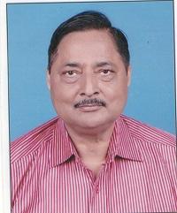 Shri Ambarish Chandra Chaubey (Vice President)