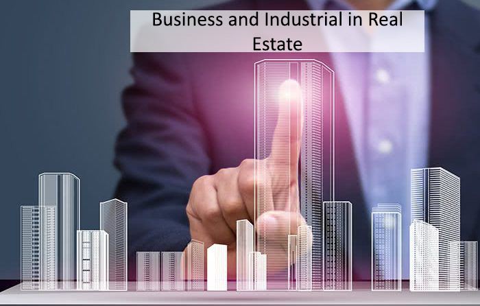 Business and Industrial in Real Estate